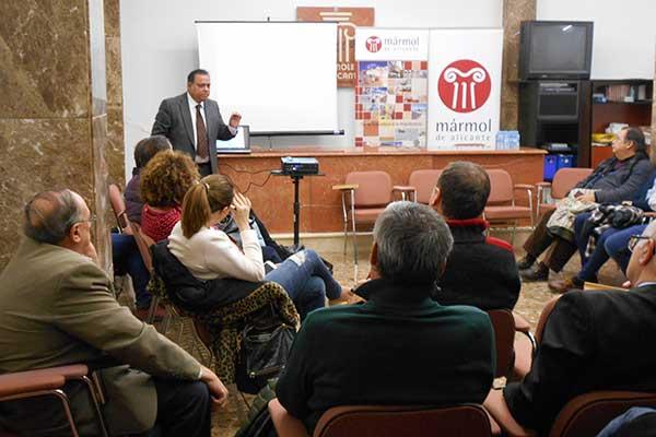 Mármol de Alicante, Asociación de la Comunidad Valenciana marmol-de-alicante-blog-conferencia-anil-taneja-2018-1-1 Conferencia Anil Taneja Formación