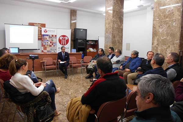 Mármol de Alicante, Asociación de la Comunidad Valenciana marmol-de-alicante-blog-conferencia-anil-taneja-2018-2-1 Conferencia Anil Taneja Formación
